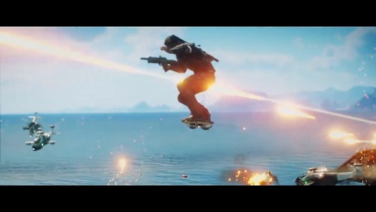 Just Cause 4 - Danger Rising Trailer