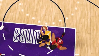 NBA 2K20 - Welcome to the WNBA Trailer