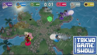 Aeolis Tournament - TGS-Gameplay