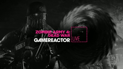 Zombie Army 4: Dead War - Livestream-Wiederholung (#2)