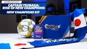 Captain Tsubasa: Rise of New Champions - Unboxing-Video vom New Champions Kit