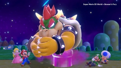 Super Mario 3D World + Bowser's Fury - Overview Trailer