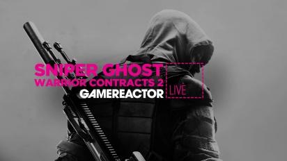 Sniper Ghost Warrior Contracts 2 - Livestream-Wiederholung
