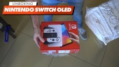 Nintendo Switch OLED Modell - Unboxing-Video