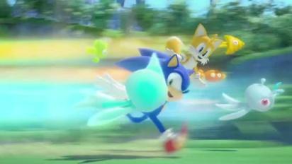 E2 2010: Sonic Colours - Trailer