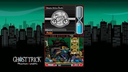 Ghost Trick: Phantom-Detektiv - E3 2010: Trailer