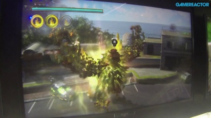E3 13: Knack - PS4 Gameplay