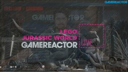 Evolve #3 und Lego Jurassic World - Livestream-Wiederholung