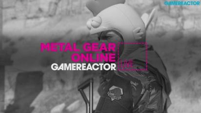 Metal Gear Online - Livestream-Wiederholung