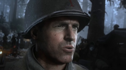 Call of Duty: WWII - Meet Turner