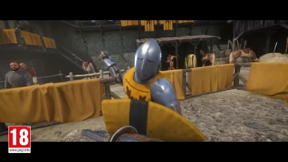 Kingdom Come: Deliverance - A Blacksmith's Tale Trailer