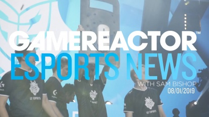 Gamereactor Esports News - January 9