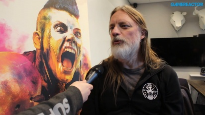 Rage 2 - Interview mit Magnus Nedfors