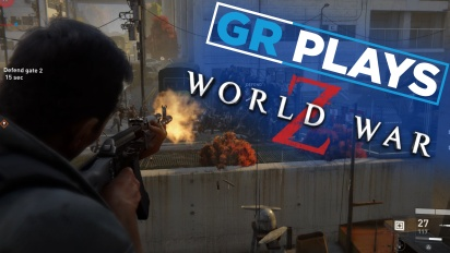 Gamereactor spielt World War Z