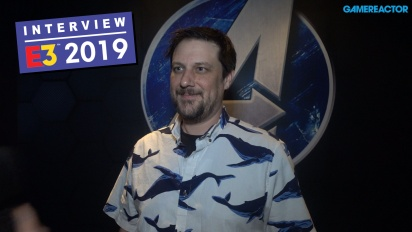 Marvel's Avengers - Interview mit Noah Hughes