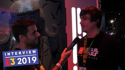 Lego Star Wars: The Skywalker Saga - Interview mit James Burgon