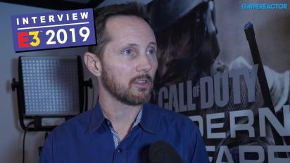 Call of Duty: Modern Warfare - Interview mit Taylor Kurosaki