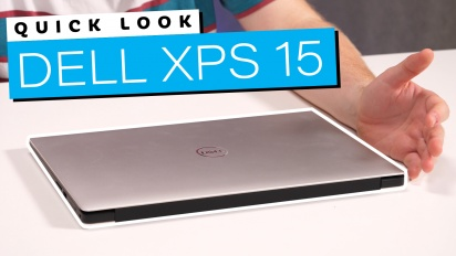 Dell XPS 15: Quick Look