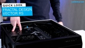 Fractal Design Vector RS: Quick Look