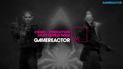 Counter-Strike: Global Offensive - Operation Shattered Web - Livestream-Wiederholung