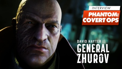 Phantom: Covert Ops - Interview mit David Hayter