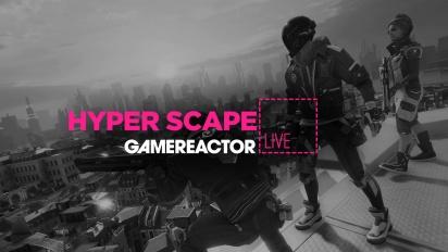 Hyper Scape - Livestream-Wiederholung (Technical Test)