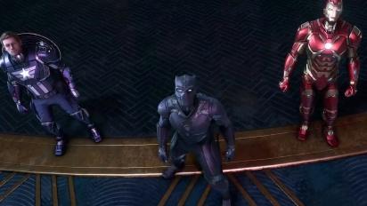 Marvel's Avengers  - War for Wakanda Story Trailer