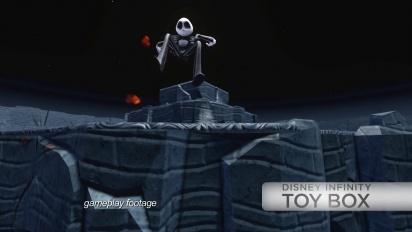 Disney Infinity - Jack Skellington Trailer
