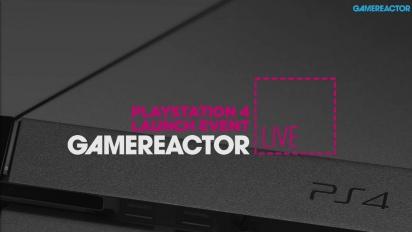 PS4 Launch Event Denmark - Livestream Replay