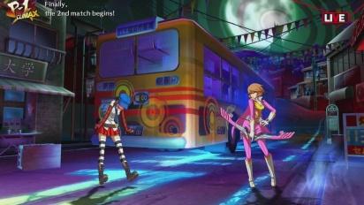 Persona 4: Arena Ultimax - Egotistical Police & Antisocial Poet Trailer