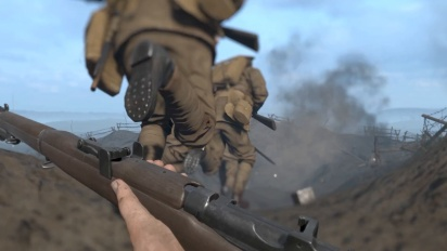 Verdun - Console Announcement