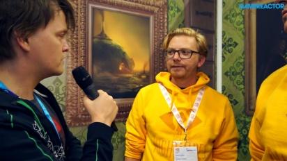 Little Nightmares - Interview mit Andreas Johnson & Dave Mervik
