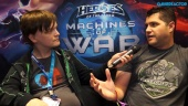 Heroes of the Storm - Interview mit Kaéo Milker