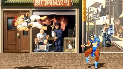 Ultra Street Fighter II: The Final Challengers - Nintendo Switch Trailer
