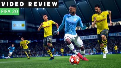 FIFA 20 - Videokritik