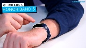 Honor Band 5: Quick Look