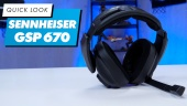 Sennheiser GSP 670: Quick Look