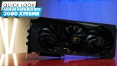 Aorus Geforce RTX 3080 Xtreme: Quick Look