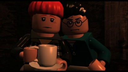 Lego Harry Potter: Years 1-4 - Aragog Gameplay