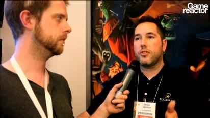 E3 10: Monkey Island 2 interview