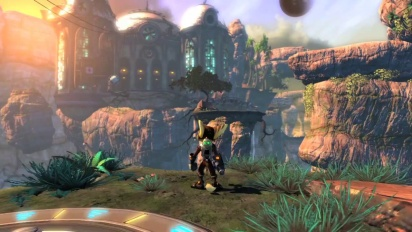 Ratchet & Clank: Into the Nexus - Gameplay Walkthrough