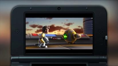 Jett Rocket II - The Wrath of Taikai - eShop Trailer