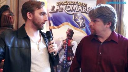 Landmark - Interview Terry Michaels