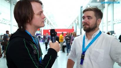 Gauntlet - Interview Johan Pilestedt