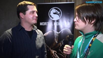 Mortal Kombat X (Mobile) - Interview Erin Piepergerdes