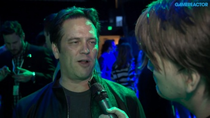 Microsoft Xbox - Interview Phil Spencer Xbox Showcase E3 2016