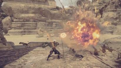 Nier Automata - E3 2016 Trailer