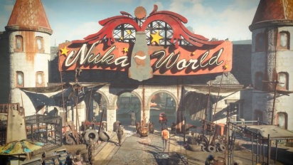 Fallout 4 - Vacationing in Nuka-World