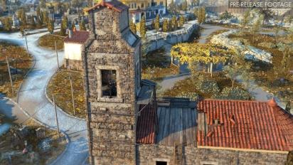 Sniper Elite 4 - Gameplay