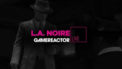 L.A. Noire auf der XboX One X - Livestream-Wiederholung (4K)